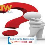 Lệ phí phải nộp khi thành lập doanh nghiệp là bao nhiêu?