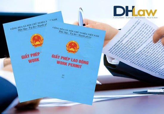 Điều kiện cấp giấy phép lao động