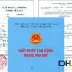 Thủ tục xin miễn giấy phép lao động cho người nước ngoài ở việt nam