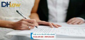 Tư vấn thủ tục đăng ký kết hôn lần 2