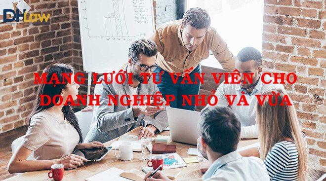 Mạng lưới tư vấn viên cho doanh nghiệp nhỏ và vừa