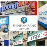 Tổ chức hoạt động của chi nhánh ngân hàng nước ngoài
