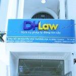 Trụ sở công ty Luật DHLaw