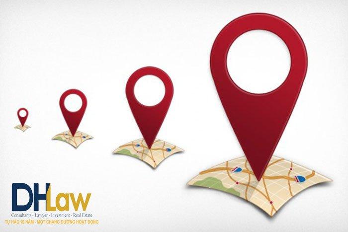 Thay đổi địa điểm kinh doanh khác tỉnh, quận