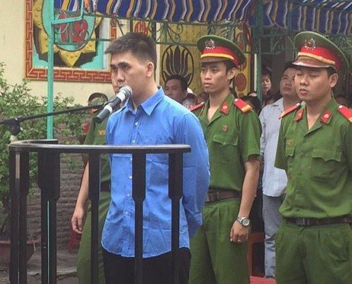 Nhơn bị đưa ra xét xử lưu động tại quận 11 thành phố Hồ Chí Minh