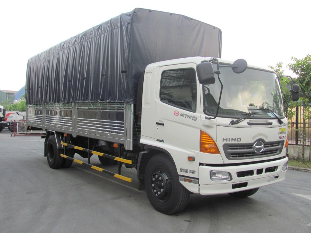 Thủ tục xin giấy phép kinh doanh vận tải bằng ô tô
