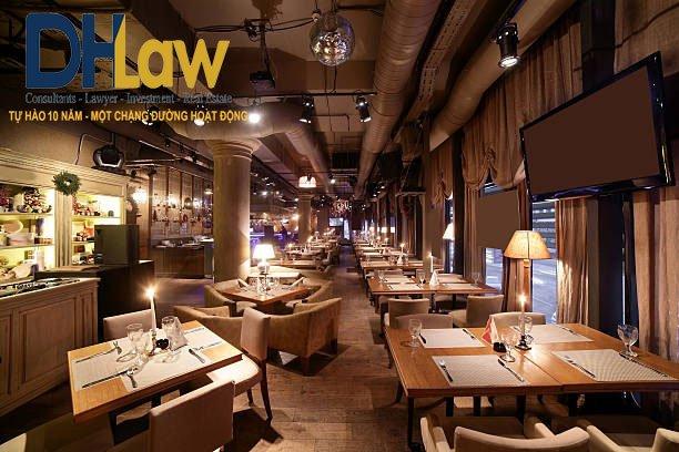 Tư vấn xin Giấy phép kinh doanh thành lập nhà hàng