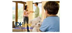 hỏi đáp giành quyền nuôi con khi ly hôn