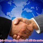 Hợp đồng BCC: Quy định cần biết khi hợp tác với đối tác nước ngoài