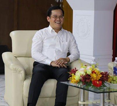 Luật sư Lê Minh Thái